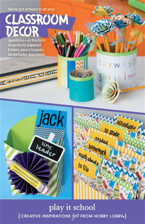 hobby lobby craft projects hobbylobby projects play it school