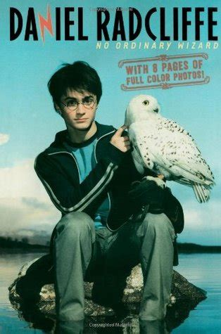 biography book on daniel radcliffe daniel radcliffe no ordinary wizard by grace norwich