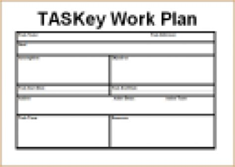 simple work plan template best photos of simple word work plan template work plan