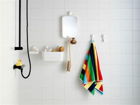 accessori bagno con ventosa come arredare il bagno con i mobili ikea grazia it