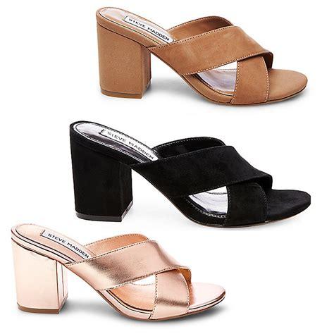 steve madden sandals sale steve madden sale thick heel sandals cos buyma