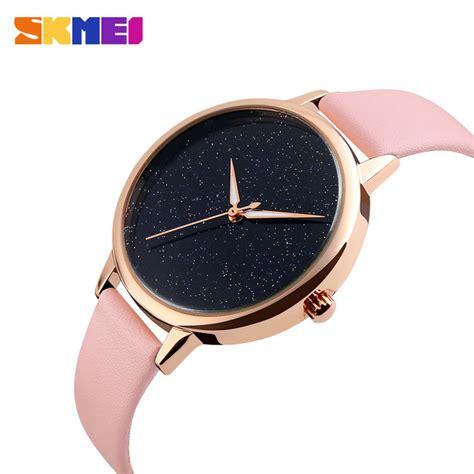 Jam Tangan Wanita Skmei 9141 Cl skmei jam tangan analog wanita 9141cl pink