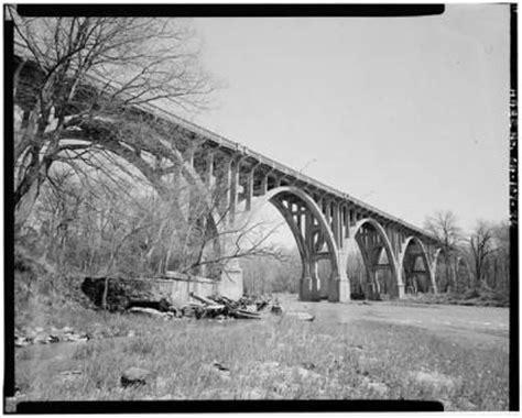 Ashtabula County Ohio Records Bridgehunter Ashtabula Viaduct