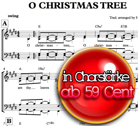 o christmas tree dvd o tree chornoten zum gospelshop