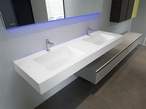 lavabo in corian piano lavabo in corian 174 arco by antonio lupi design