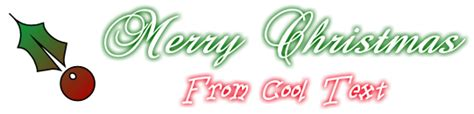 cool text merry christmas  cool text logo design