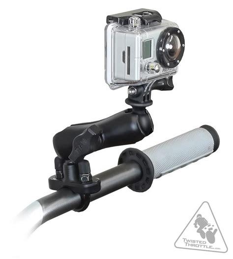 gopro mount ram mounts handlebar mount kit for gopro 174 hd hd hero2 hero3 cameras