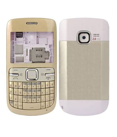 Casing Nokia C3 00 Wellcomm morelife nokia c3 00 panel housing cover