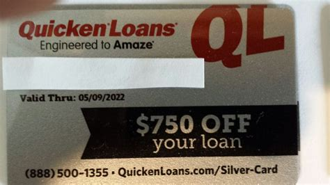 Real Estate Closing Gift Card - 750 gift card on house closing or refinancing from quicken loans 250 ann arbor