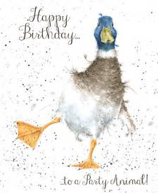see the new adorable animal greetings cards from wrendale designs