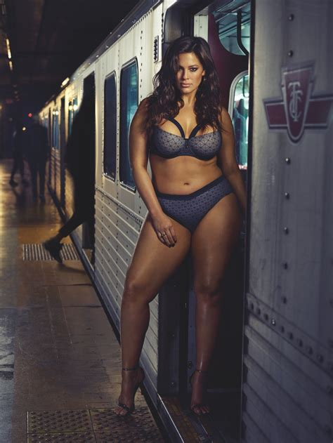 Vanity Fair Account Ashley Graham Addition Elle Subway 2016 Campaign