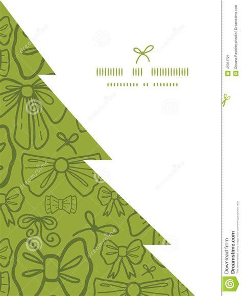 silueta de árbol de navidad el verde vector arquea la silueta 225 rbol de navidad ilustraci 243 n vector imagen 45961721