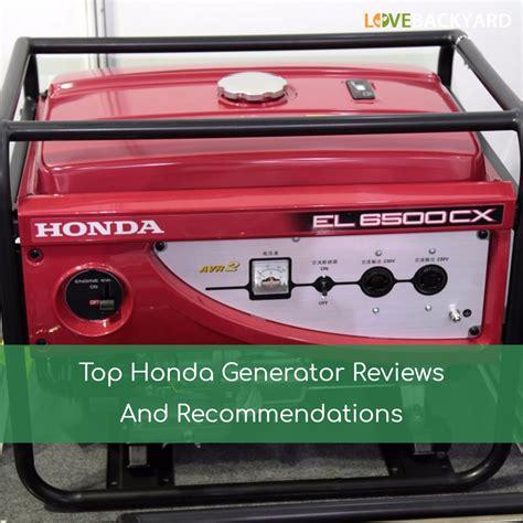 honda generator reviews the 5 best honda generators reviews ratings feb 2018