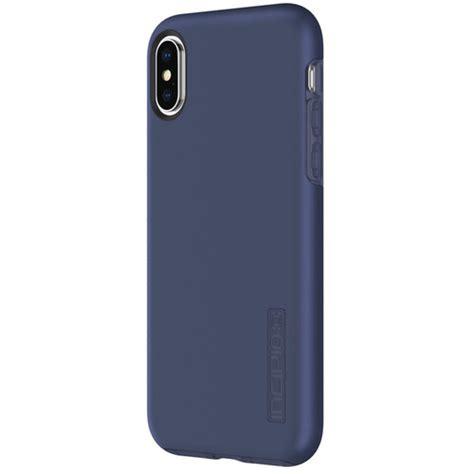 incipio dualpro case  iphone xxs iph  mdnt bh photo
