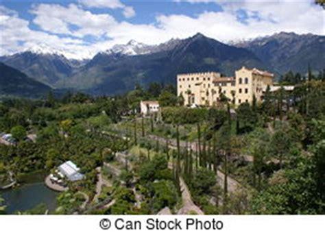 giardini botanici merano merano giardino botanico montagne pianta giardino