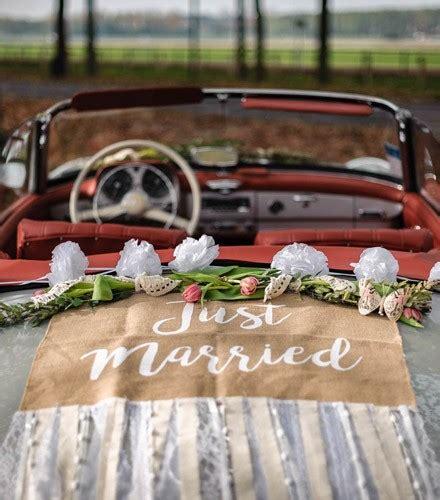 kit decoration voiture mariage kit d 233 co voiture mariage ch 234 tre drag 233 e d amour