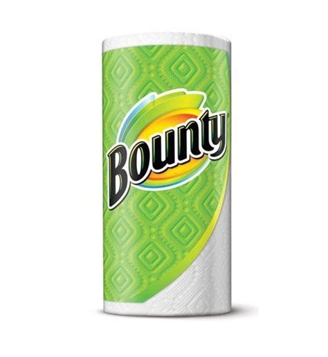 how is the bounty the quicker picker paper towel bounty