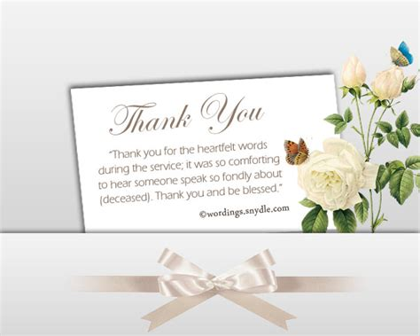 when should wedding thank yous go out sympathy thank you notes wordings and messages