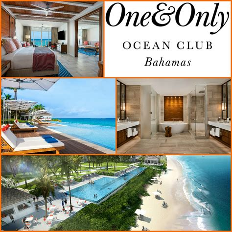 one club a new look for 2016 at the one only ocean club bahamas