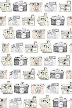 camera wallpaper pattern cute disney cute posts pinterest cute disney tumblr