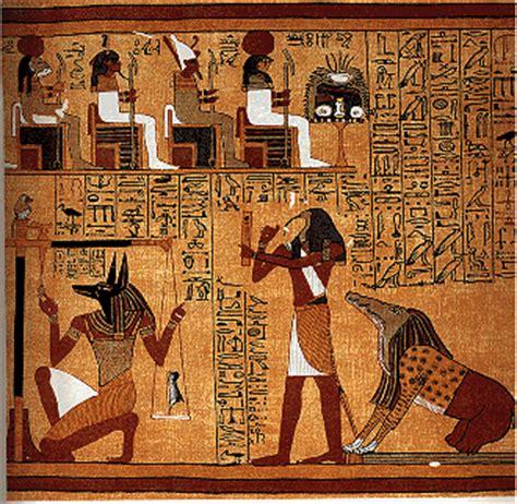 imagenes de egipcios antiguos la muerte y el m 225 s all 225 en el antiguo egipto nueva