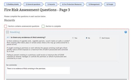 industrial risk assessment template industrial risk assessment template images template