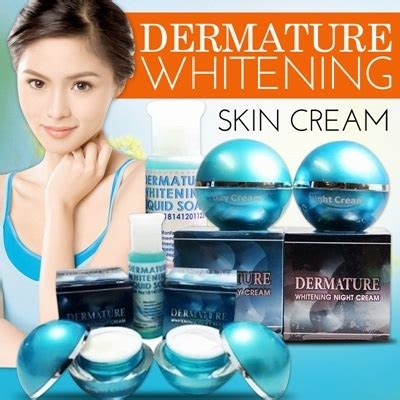Wajah D Er And Day dermature whitening skincare pemutih bpom