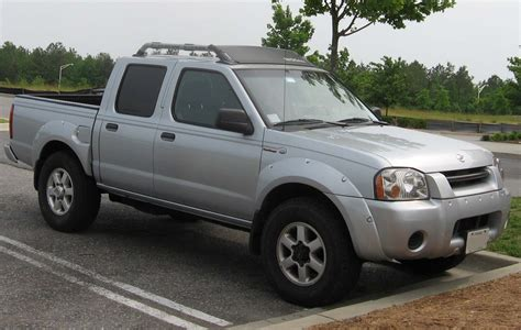 electric and cars manual 2008 nissan frontier navigation system file 2001 04 nissan frontier jpg wikimedia commons