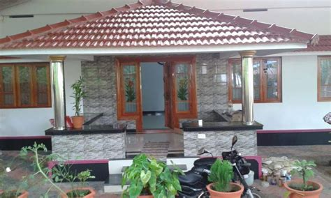 1300 square 3 bedroom kerala style single floor low