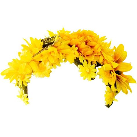 Yellow Sunflo Flower Crown 320 best images about work ideas on alzheimers