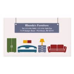 furniture business cards furniture business card zazzle