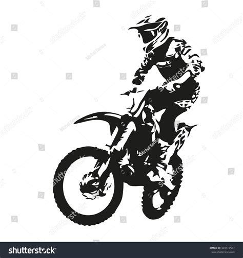 online motocross pics for gt motocross silhouette vector free