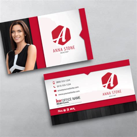 Keller Williams Buisness Card Template by Keller Williams Business Card Templates Free Shipping