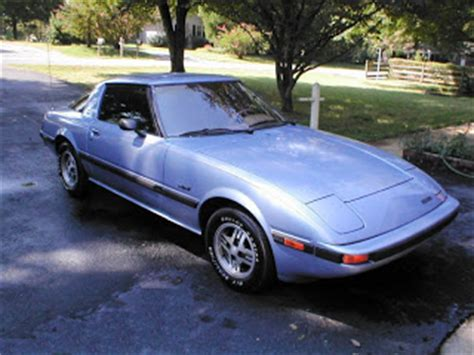 small engine maintenance and repair 1983 mazda rx 7 security system car service manuals 1983 mazda rx7 guide handbook manual