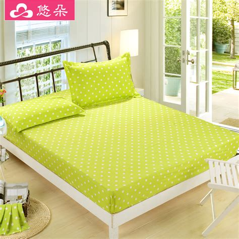 Colored Mattress Cover by You Duo Home Textile Colored Mattress Cover Matras Fitted Sheet Size Mattress