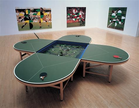 lifetime ready 2 play ping pong table image