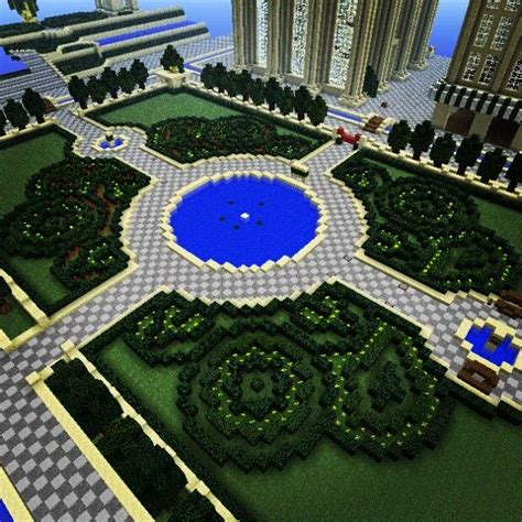 Minecraft Garden Ideas Vetra Garden Shrubbery Minecraft Epic Http Www Veterancraft Net Minecraft Pinterest