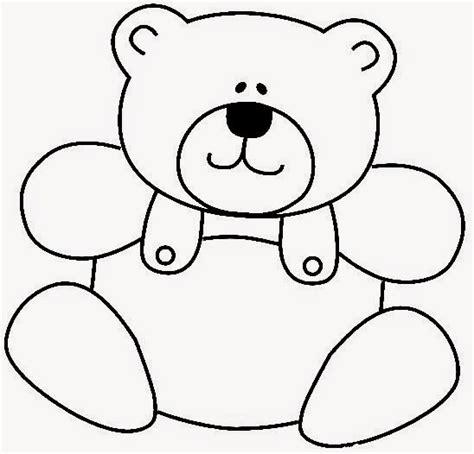 imagenes para pintar oso desenhos de ursinhos fofos e cutes para colorir pintar e