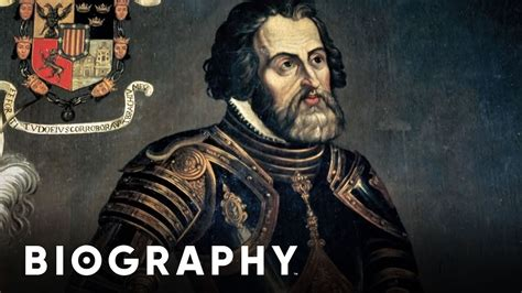 biography hernan cortes hern 225 n cort 233 s mini biography youtube