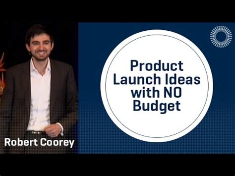 Product Launch Ideas For Mba by Product Launch Ideas With No Budget