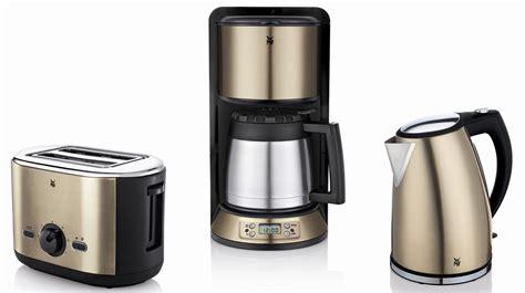Toaster Set Wmf Cashmira Fr 252 Hst 252 Cks Set Aus Filterkaffeemaschine