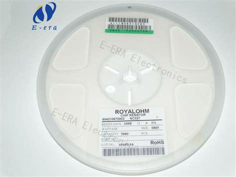 resistor 0805 royalohm smd 칩 저항 가격 0805 1 330 옴 res 저항 상품 id 60261703608 korean alibaba