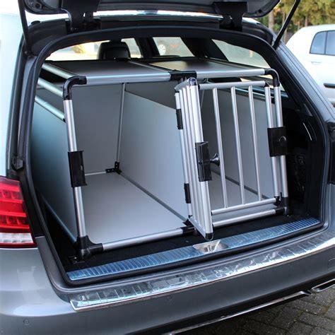 gabbie auto per cani alluminio gabbia da trasporto in alluminio per grossi cani auto 2