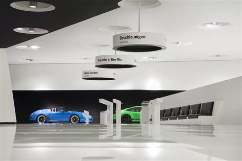 porsche museum porsche in the mix touchwall porsche museum