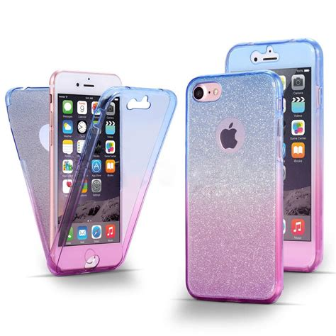 7 Inspired Gel Skins by Shockproof 360 176 Protective Clear Gel Cover For Apple