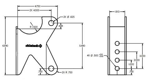 layout instagram exles parallel 4 link axle bracket