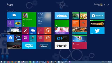 start bar on top windows 8 1 august update bug keeps the taskbar always on top