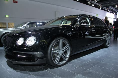 bentley startech frankfurt 2015 startech bentley flying spur gtspirit