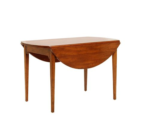 Dining Table With Drop Leaf Cherry Drop Leaf Dining Table The Kellogg Collection
