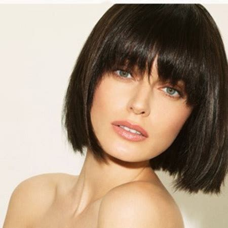 hairstyles bob cuts with fringe beautiful bob hairstyles short hairstyles 2017 2018